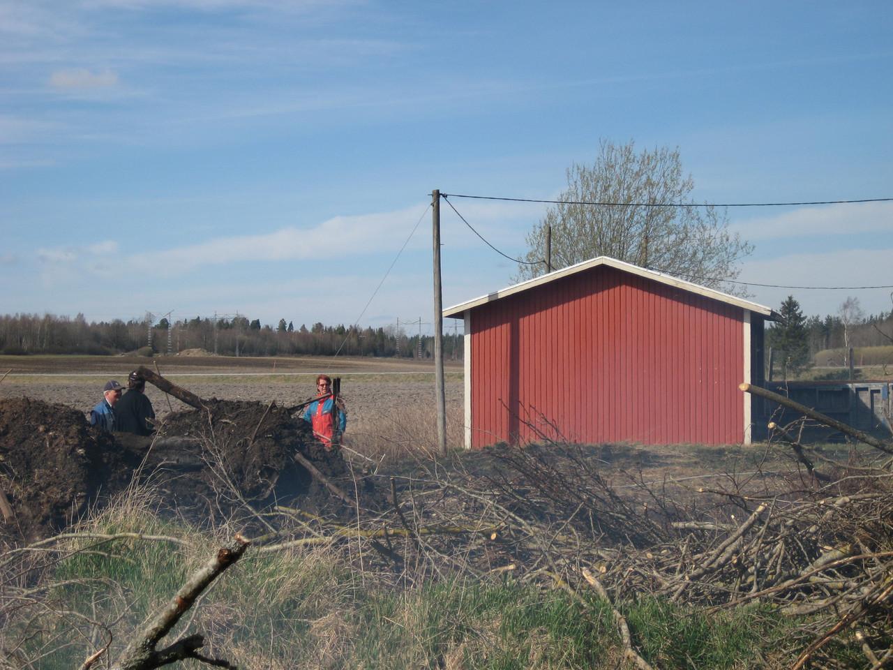 Arbetsdag  valborg 2009 (2)